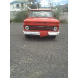 Chevrolet Apache Motor 6 L. Rojo 2 Puertas