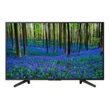 Tv Sony 55  Ultra Hd 4k Hdr Smartv