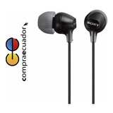 Sony Mdr-ex15lp Audifonos Ergonomicos Goma iPod Mp5 Mp4 Mp3