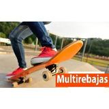 Patineta Skate Con Diseños Variedad De Modelos Oferta