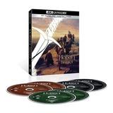 Trilogía El Hobbit 4k Uhd Bajo Disponible En Stock 1 Unidad