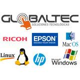 Servicio Técnico Pc Laptop Mac Impresoras Y Copiadoras Ricoh