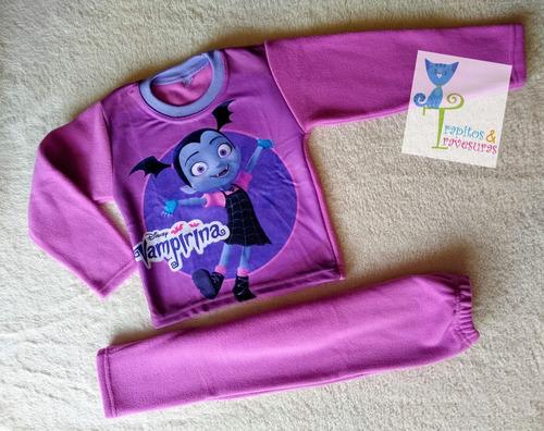 d8e2b12c5f Lindas Pijamas Térmicas Sublimadas Para Niñas!