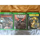 Juegos De Xbox One/360 En Excelente Estado