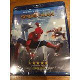 Bluray Original Spiderman Homecoming