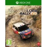 Sebastien Loeb Rally Evo Xbox One Juego Fisico Nuevo