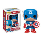 Capitan America Figuras Funko Pop Marvel