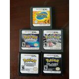 Juegos De Pokemon De Nintendo Ds