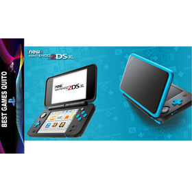 New Nintendo 2ds Xl Gratis Juego Y Cargador Nuevo