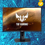Nw Monitor Gamer Asus Tuf Vg27v 165hz 1ms Adaptive-sync