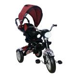 Triciclo De Lujo Multifunción Con Llantas Inflables Harley