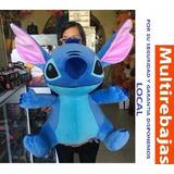 Grande Peluche Stitch 97cm Por Su Seguridad Disponemos Local