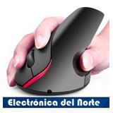 Mouse Ergónomico Vertical Inalambrico Recargable Laptop Pc