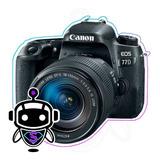 P R O F E S I O N A L Canon 77d Memoria + Tripode + Maleta