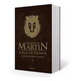 Game Of Thrones Juego De Tronos Tomo 1 George R. R. Martin