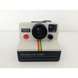Camara Instantánea Polaroid Retro Original Buen Estado