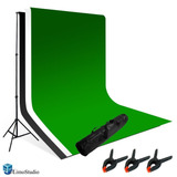 Kit De Fondos Para Fotografia Y Video En Stock