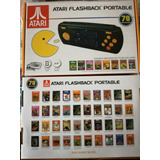 Atari Portable Hits Games Consola Portatil Nuevo Paquete