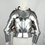Armadura  Completo  De Caballero Medieval Acero Sparta Es