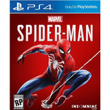 Spider-man Spiderman + Juegos Gratis Digital Ps4