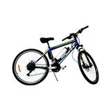Bicicleta Eléctrica Gti Aro 26 Suspension Bateria Samsung