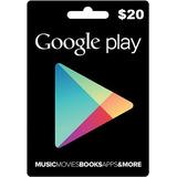 Tarjeta De Recarga 20 Usd Para Google Play Store - Free Fire