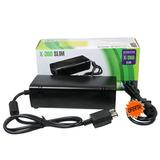 Cargador Xbox 360 Slim Fuente+ Audifono Universal Stereo