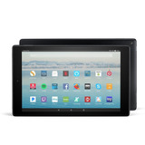 Amazon Fire Hd 10 Tablet 64gb + Microsd 256gb + Audífonos