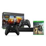 Xbox One X 1tb + Pubg + Titanfall 2 + Control Extra
