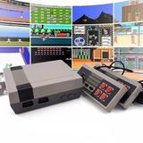Consola Nes Tipo Nintendo Con Juegos Clásicos + 2 Palancas