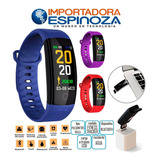 Smartwatch Pulsera Reloj Smartband Fitness iPhone Android
