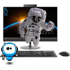 Todo En Uno Lenovo I5 8va Gen + 1tb + 12gb + Touch + T Video