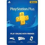 Playstation Plus 1 Año Ps Plus 12 Meses Digital Para Ps4