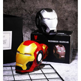 Parlante Altavoz Ironman - Spiderman Speaker Mp3 Bluetooth