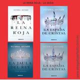 La Reina Roja - Saga Completa - 4 Libro Originales