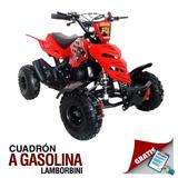 Cuadron A Gasolina Lamborbini Incluido Iva