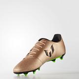 Pupos adidas Originales Messi Edicion Dorada  16.3