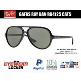 Gafas Ray Ban Aviador Cats 5000 100% Originales
