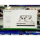 Xbox One S De 1 Tb + 2 Controles Nuevas De Paquete 4k