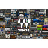 Waves 9 Plugins X  Pro Tools 12, Cubase, Fl Studio, Audition