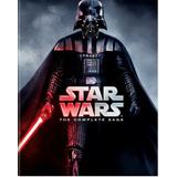 Star Wars Colección Bluray 7 Película Menú Original