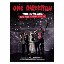Dvd/blue Ray De One Direction