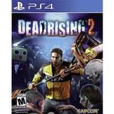 Dead Rising 2 Ps4 Juego Físico Original Sellado Ps4