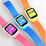 Reloj Gps Niños Localizador Para Niños Modelo Q80 Homologado