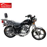 Moto Shineray Stark 150cc Año 2018 Color Negro/rojo Nuevo