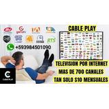 Tv Cable Por Internet 700 Canales Por 10 Usd 3 Dispositivos