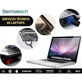 Servicio Tecnico Laptops Computadoras Mac Pc Mantenimiento +