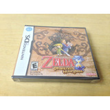 Zelda The Phantom Hourglass Para Nintendo Ds Nuevo-sellado