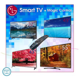 Televisión Smart Tv Lg, Innova 32 43 49 50 55 Pulgadas 4k Hd