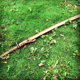 Katana Verdadera Fuji 1045 Hand Forged Espada Samurai